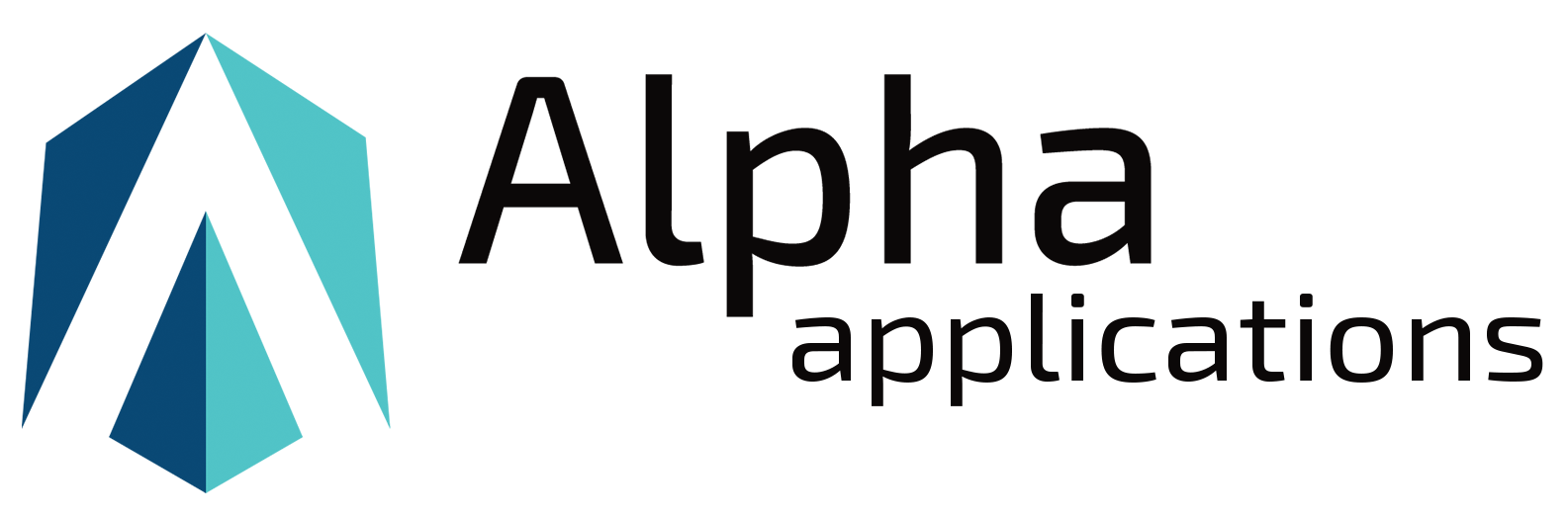 Alpha Applications logo